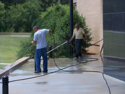 building cleaning raleigh nc